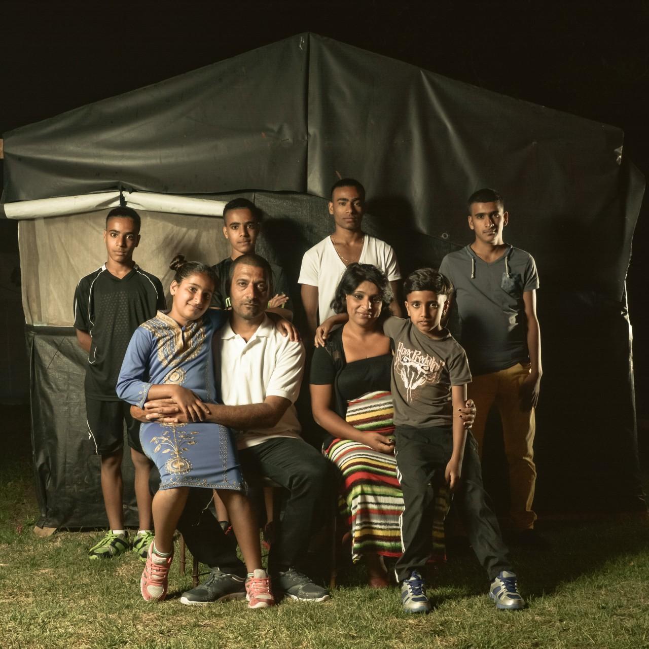 The Iraqis Family