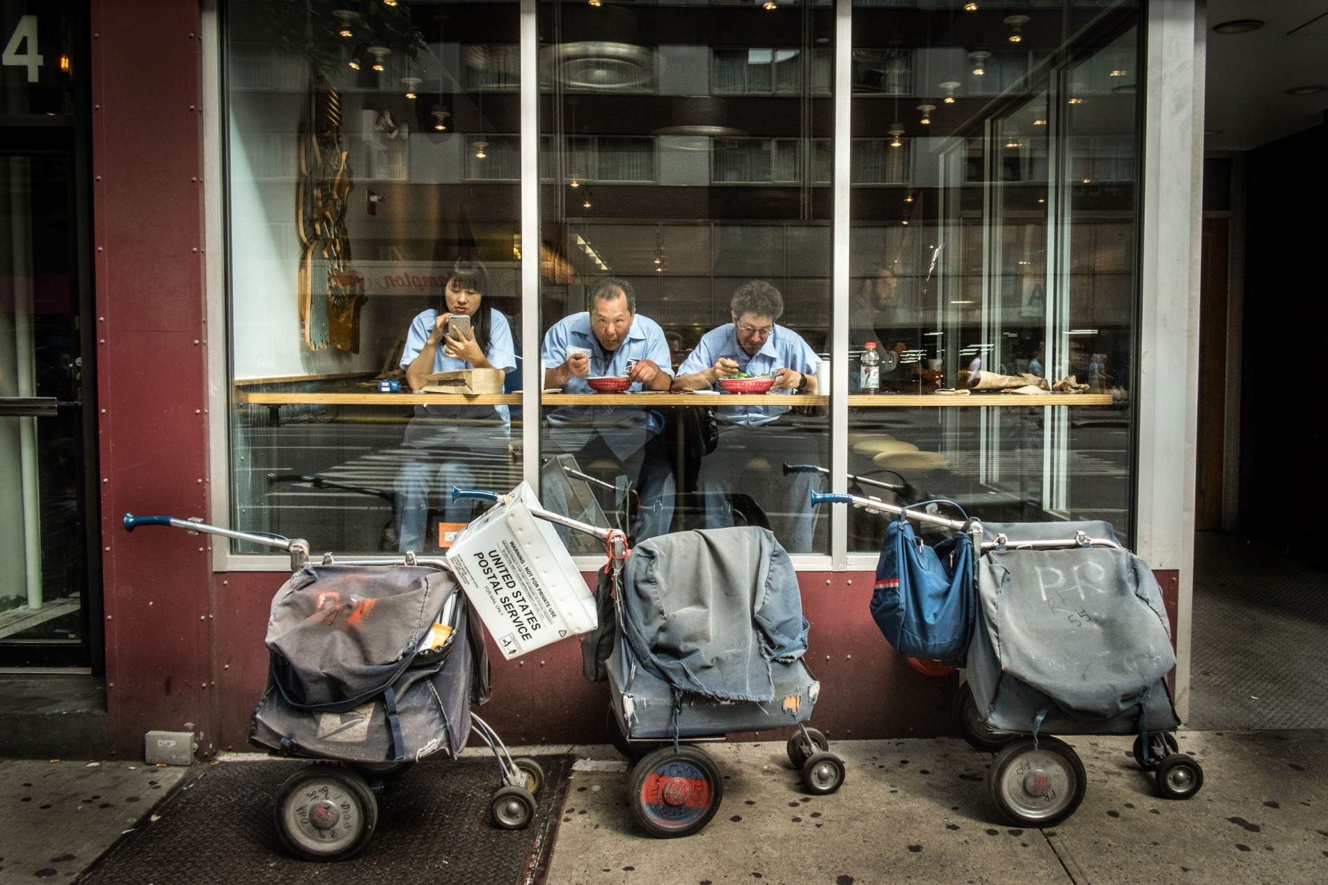 LunchBreak - New York - 2016