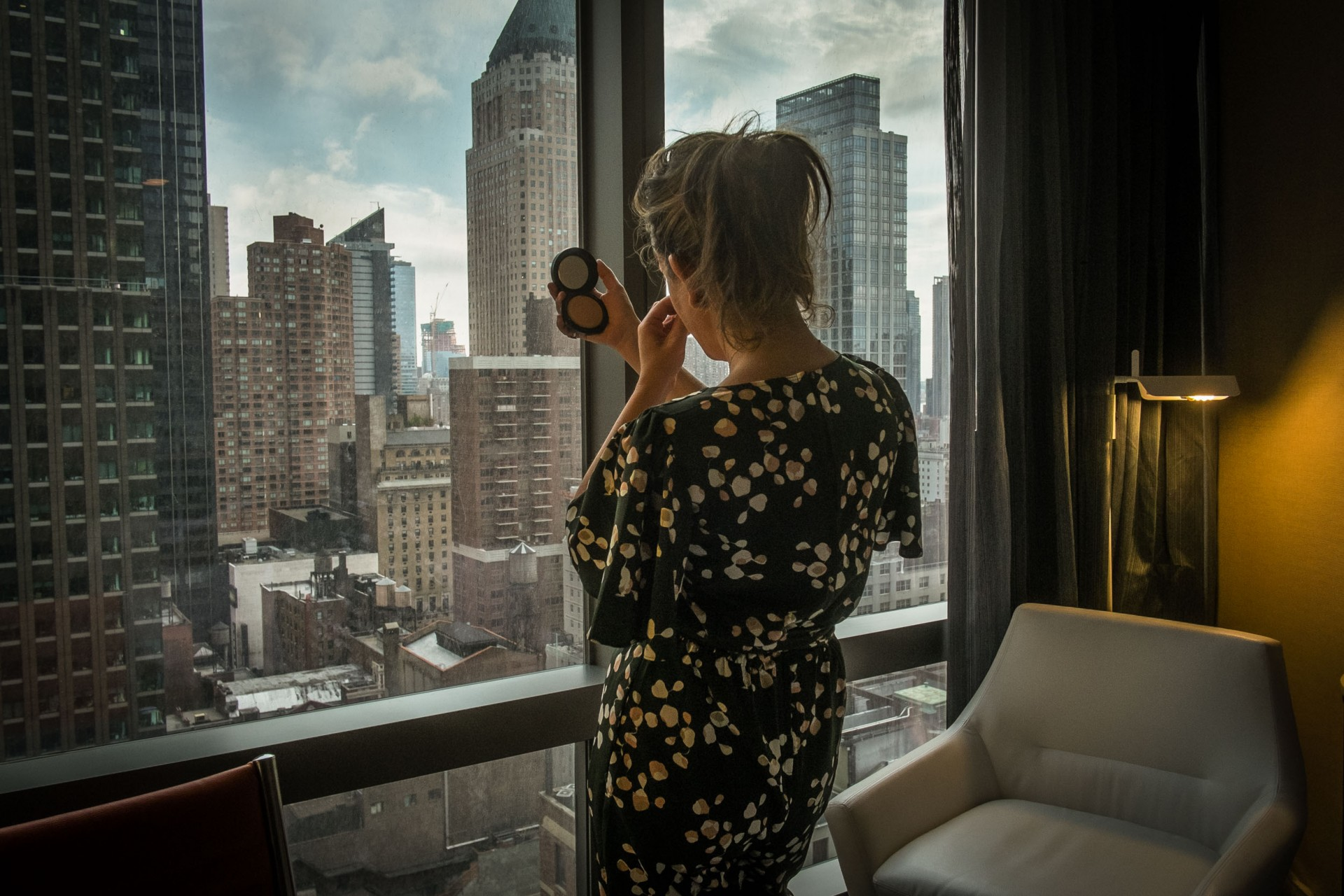Jackie -New york City 2016