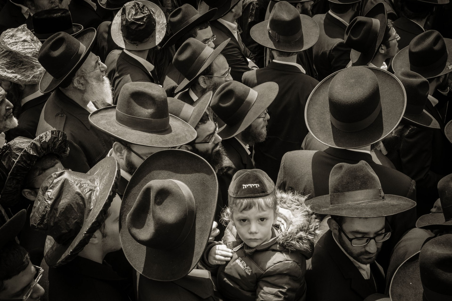 Rabbi's funeral - 2015